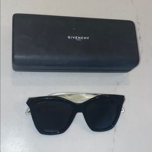 Givenchy black sunglasses